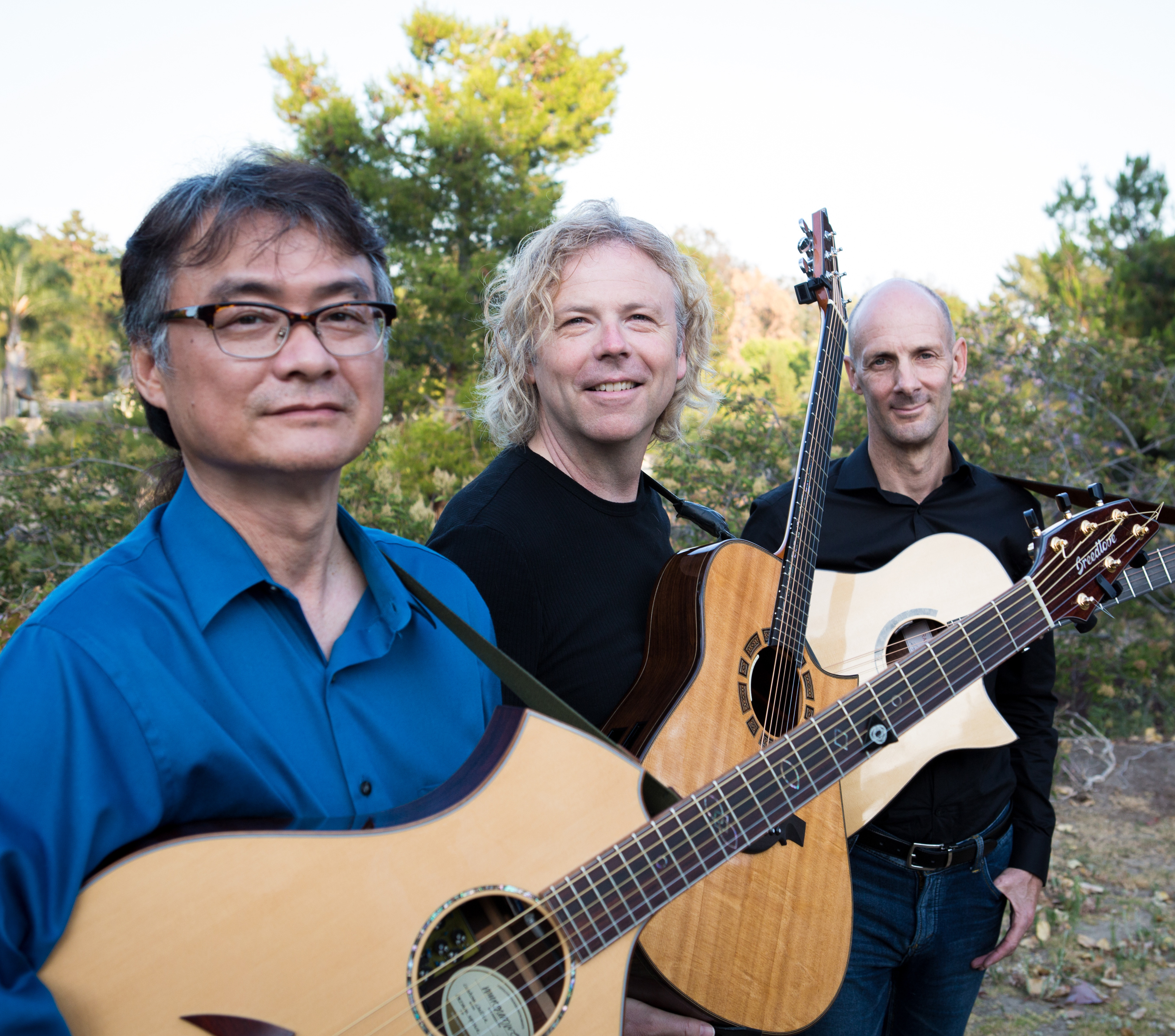 California Guitar Trio. © 2016 TourBusLive.com