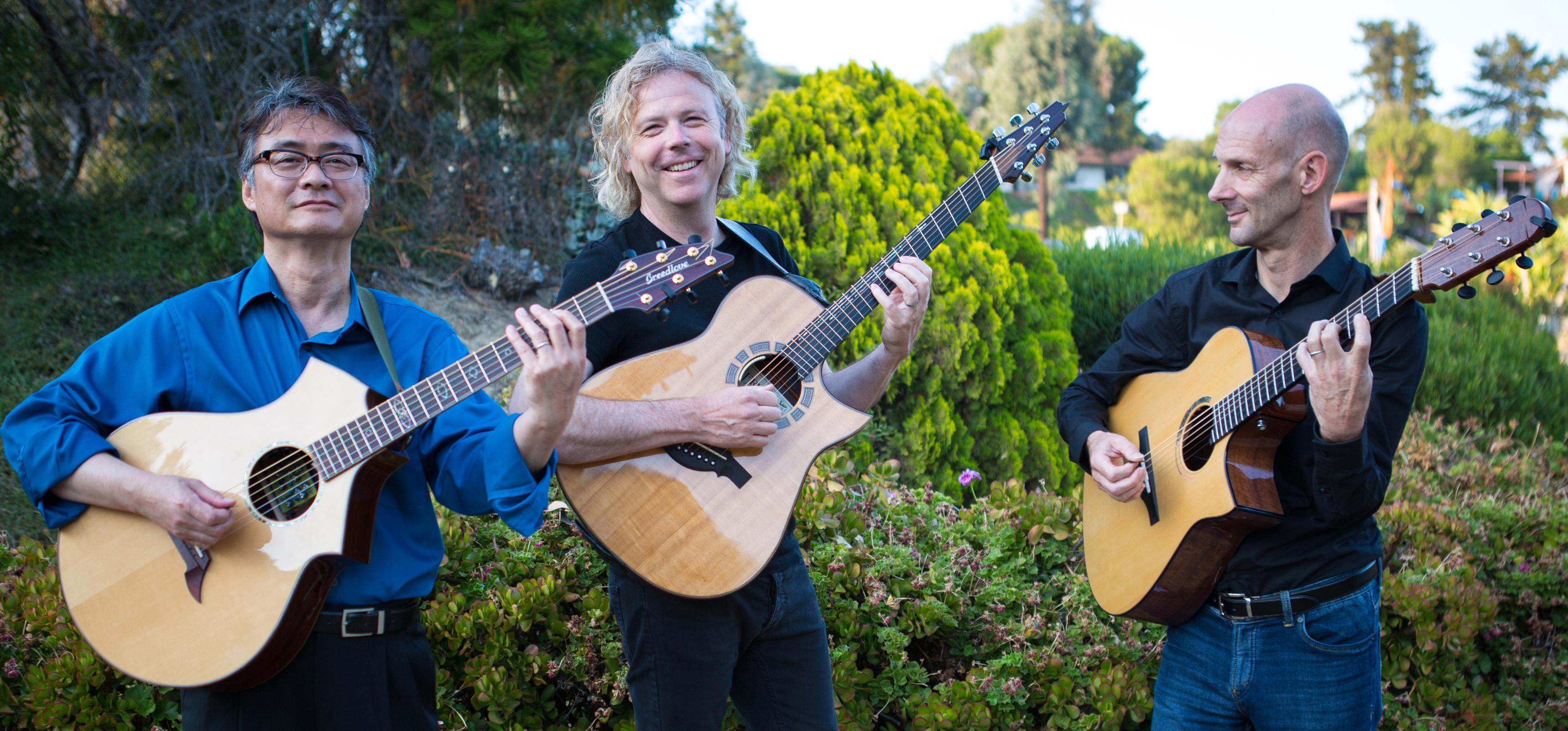 California Guitar Trio. © 2016 TourBusLive.com