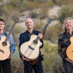 California Guitar Trio - Publicity Images - 2017