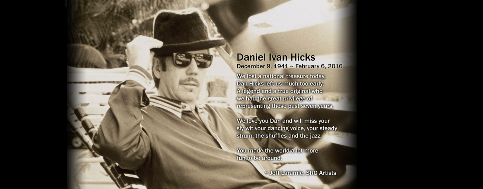 Dan Hicks