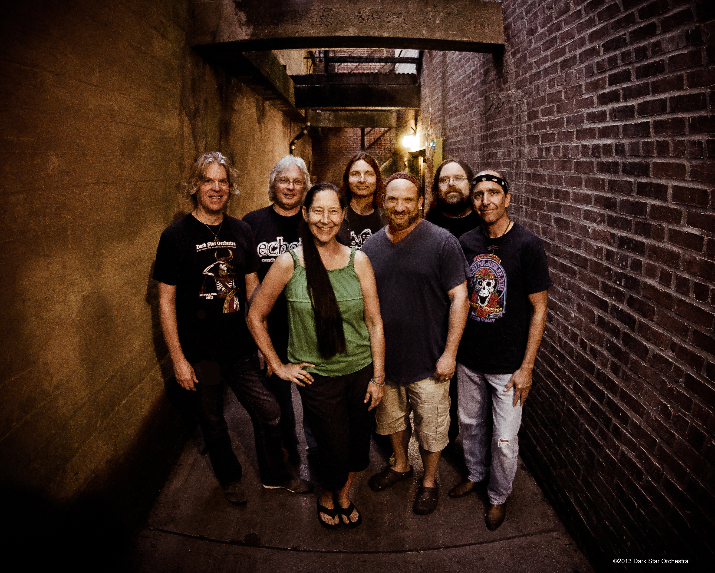Dark Star Orchestra 2013 - Publicity Image - Suzy Perler