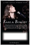 Karla Bonoff - Color Poster