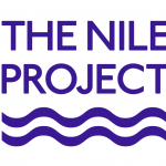 Nile Project Logo English