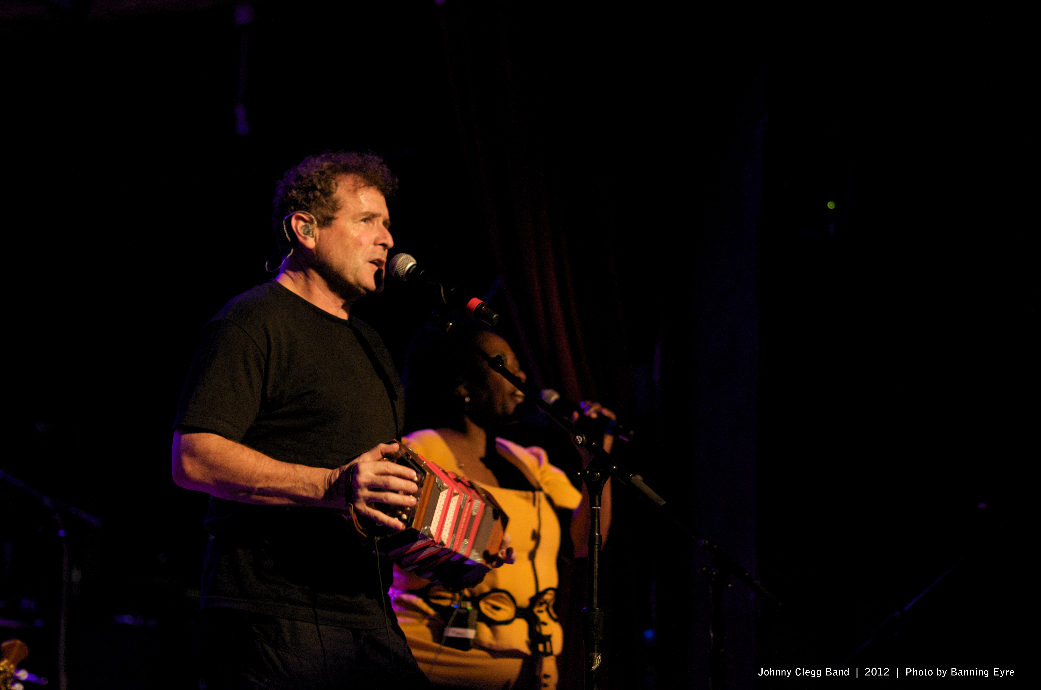 Johnny Clegg Band - Publicity Images