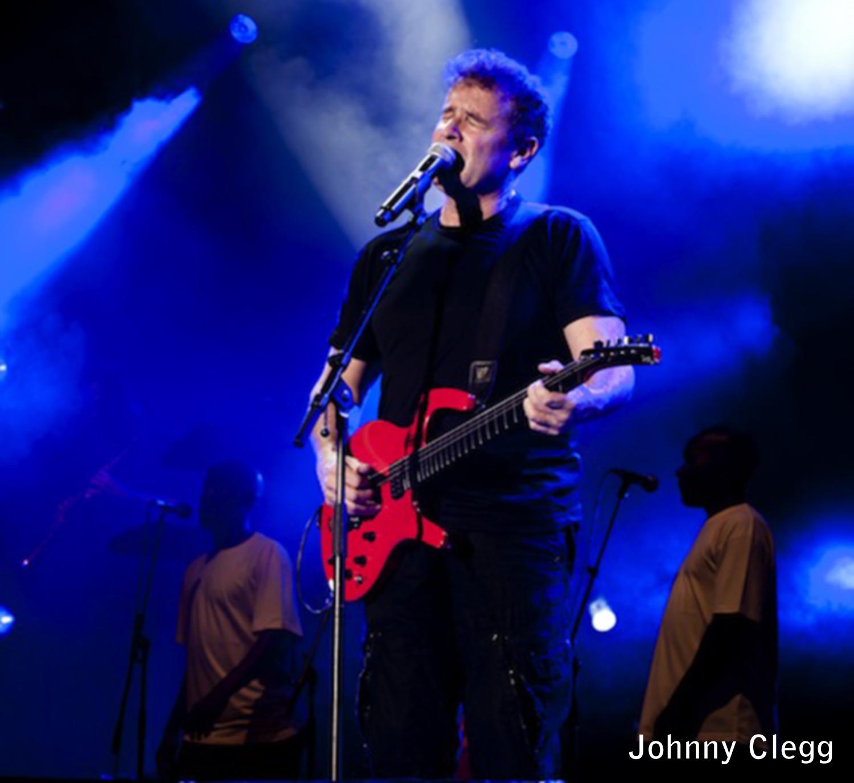 Johnny Clegg - Publicity Images