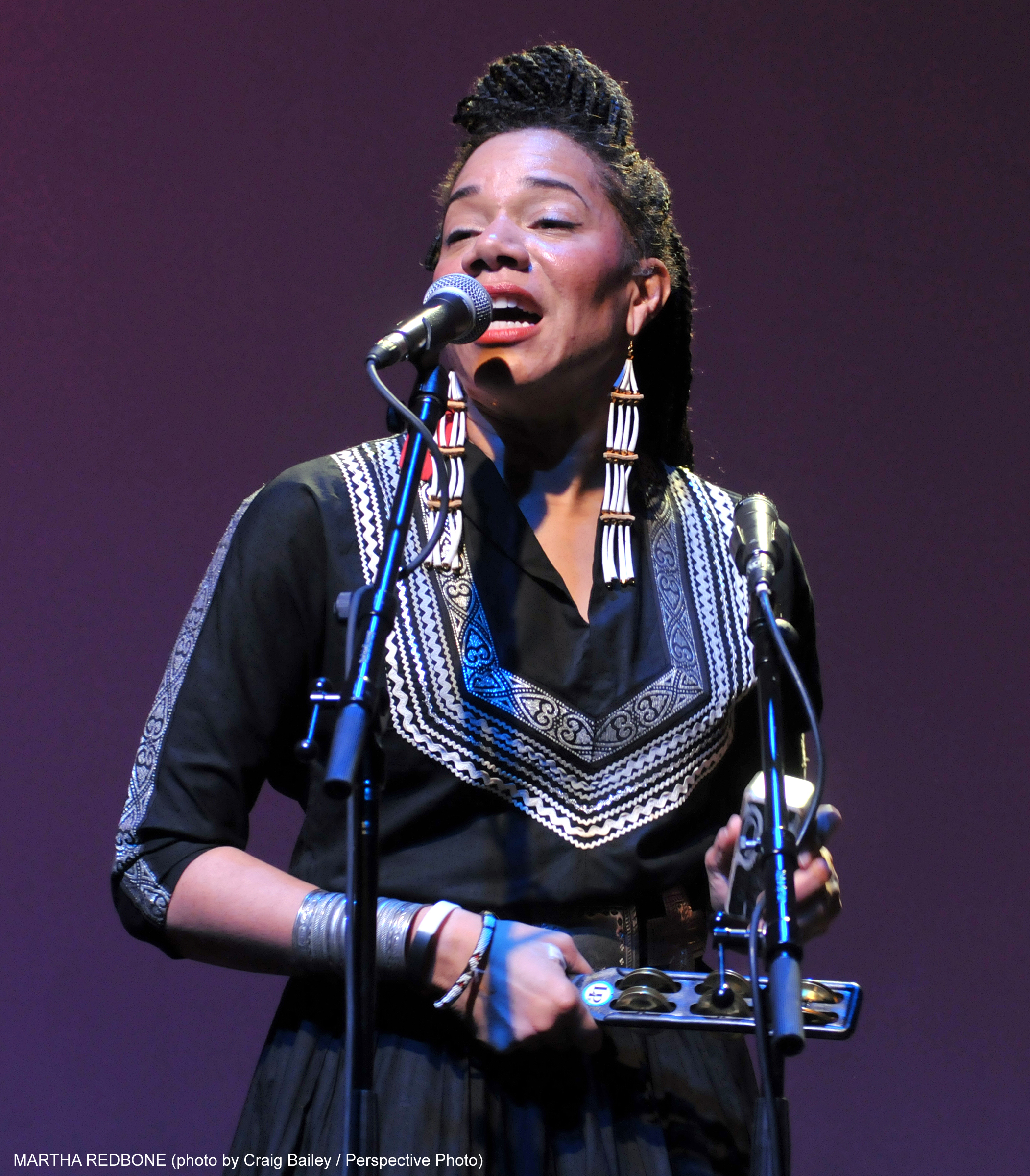 Martha Redbone Roots Project - Publicity Images - 2014