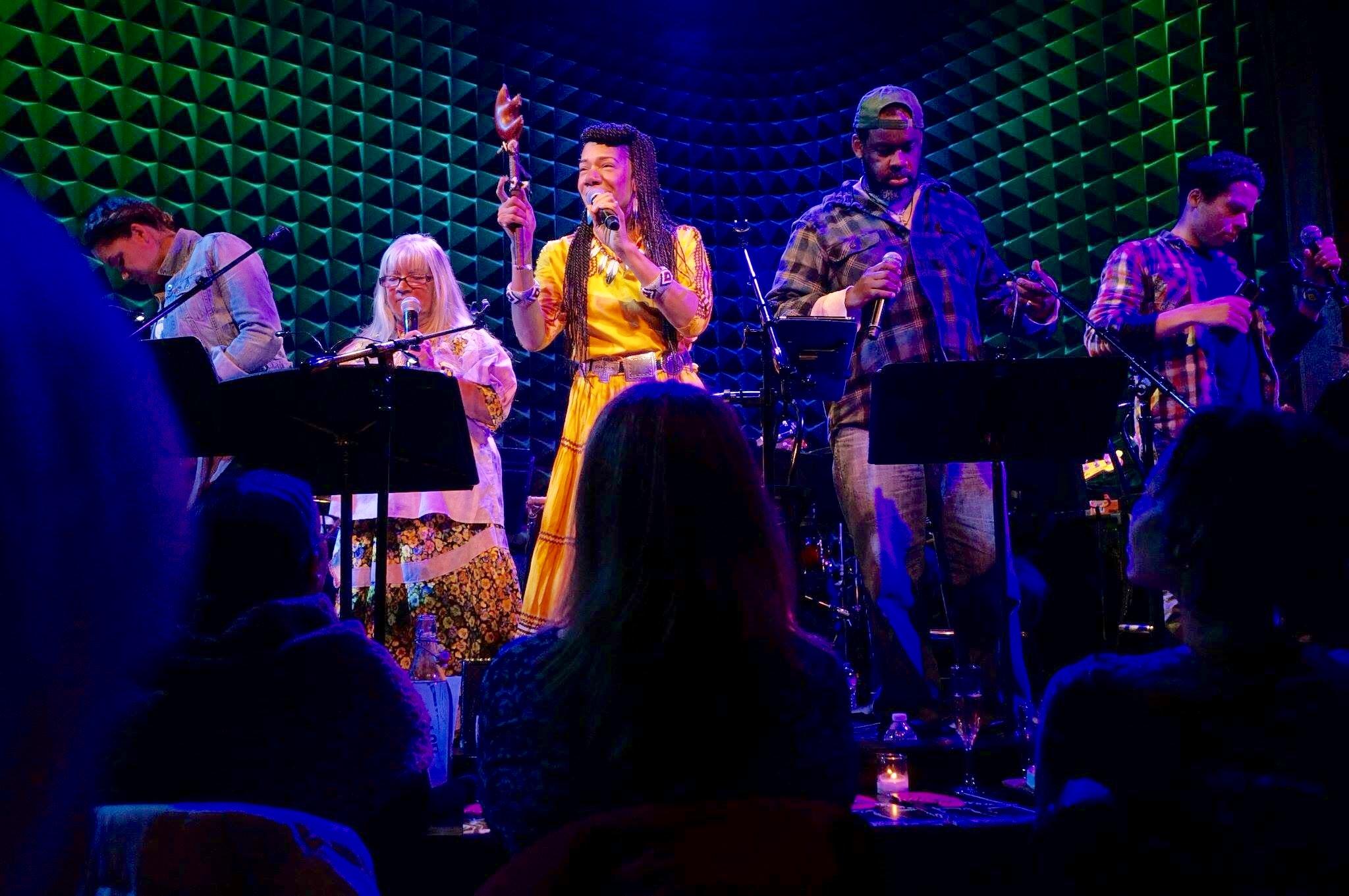 "Martha Redbone's ""Bone Hill - The Concert"" - Publicity Images - 2016"