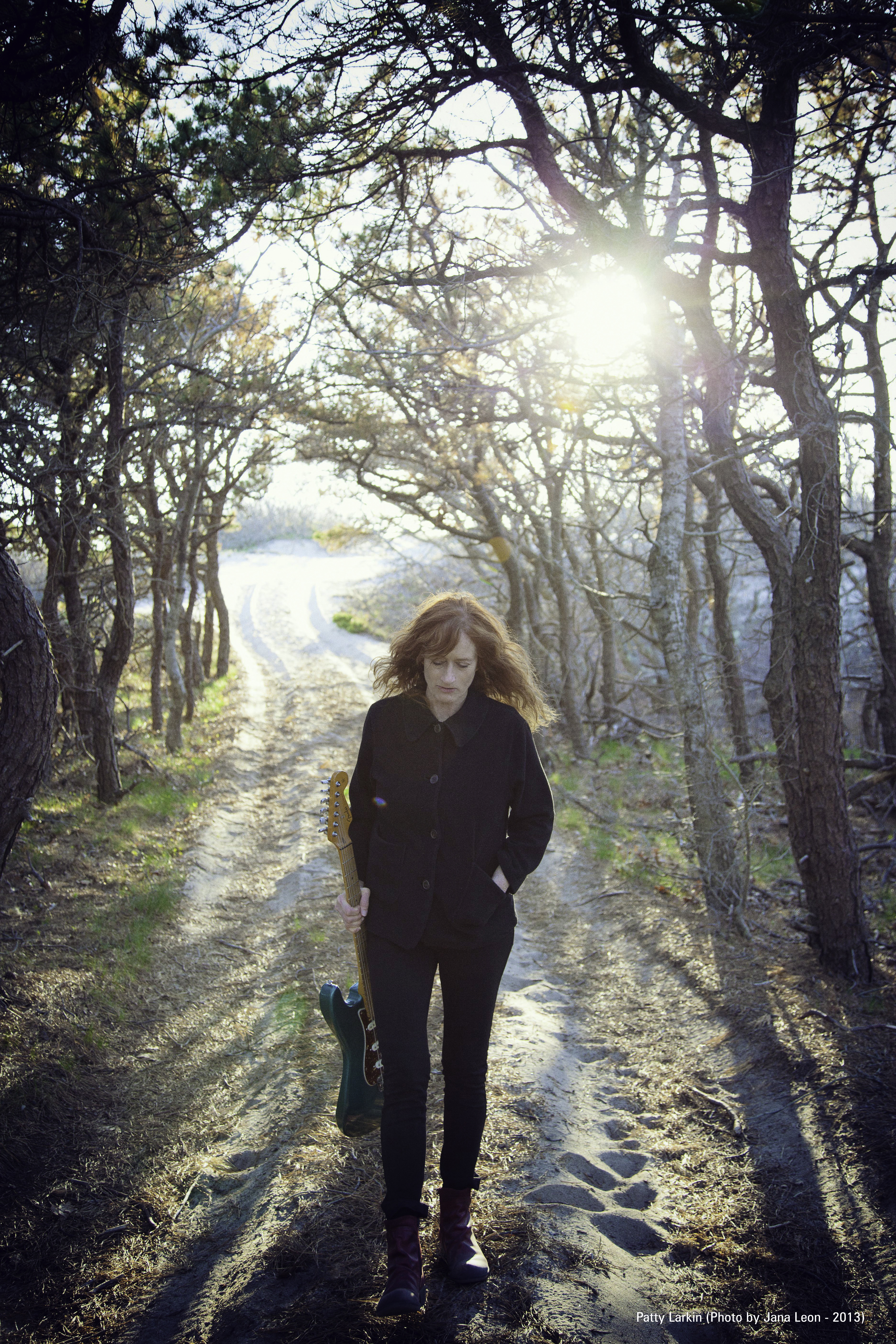 Patty Larkin - Publicity Images - 2013