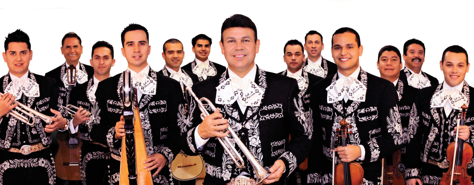 Mariachi Sol de Mexico - SRO Artists, Inc.