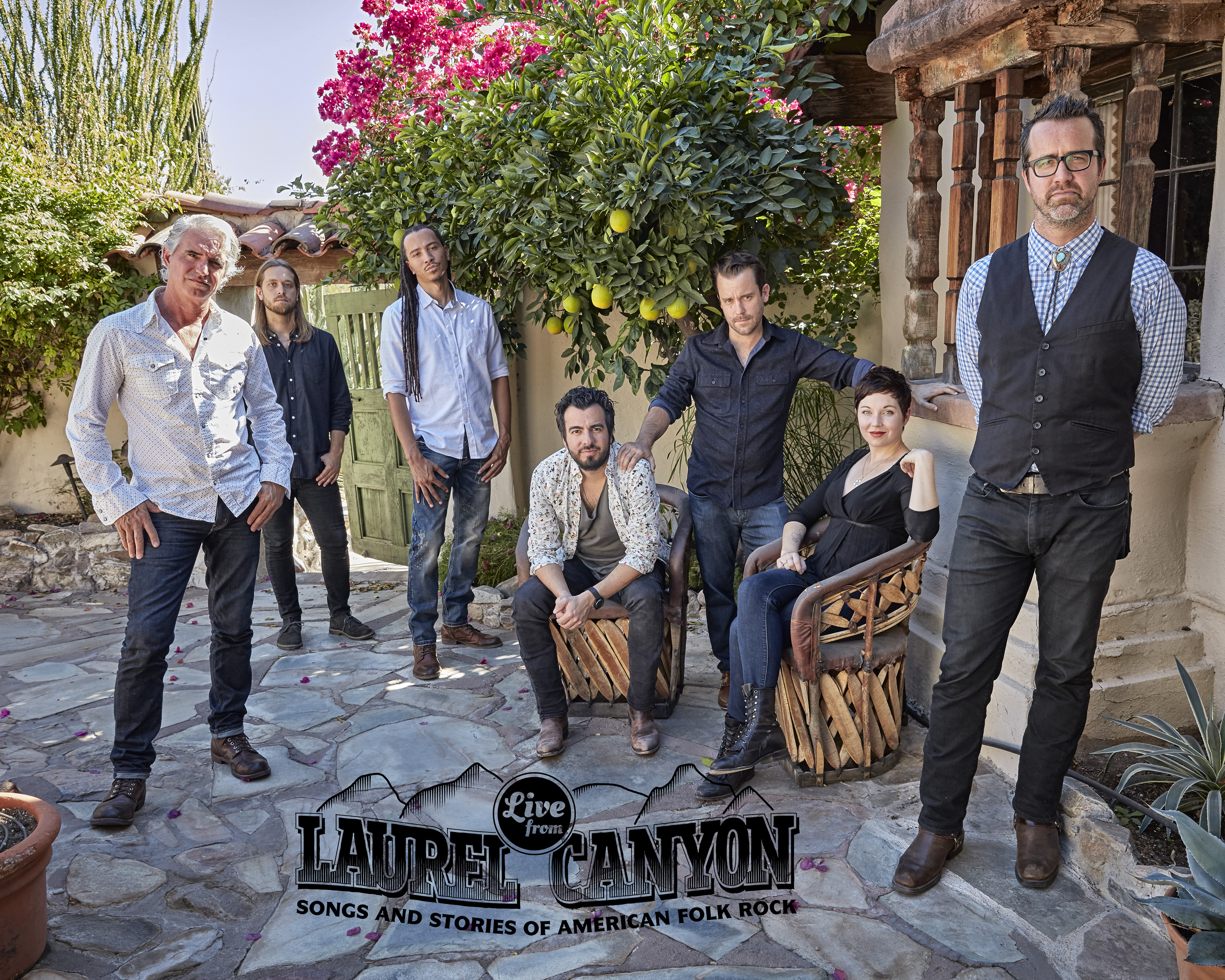 Live From Laurel Canyon - Publicity Images - 2017