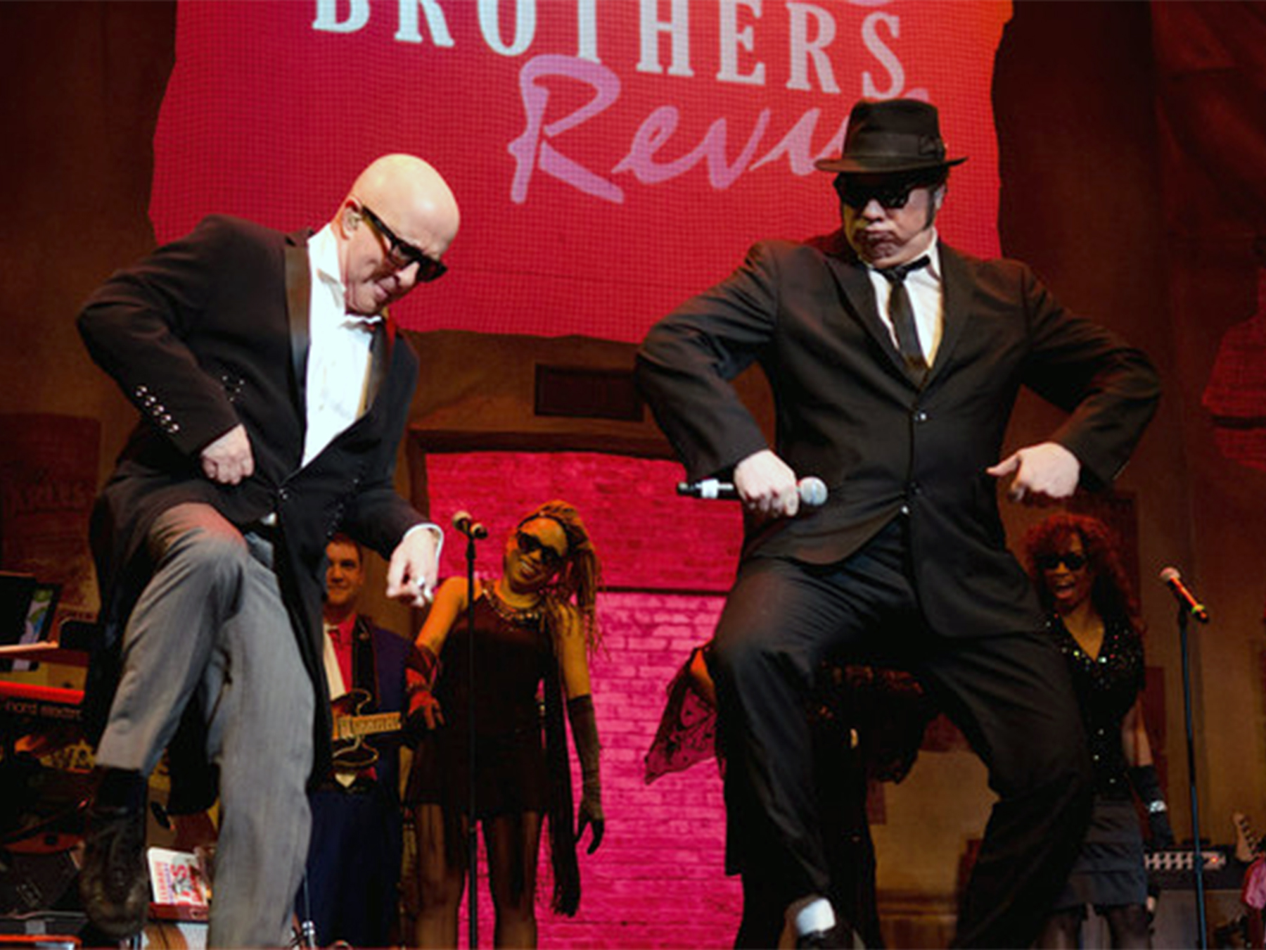 Official Blues Brothers Revue - Publicity Images