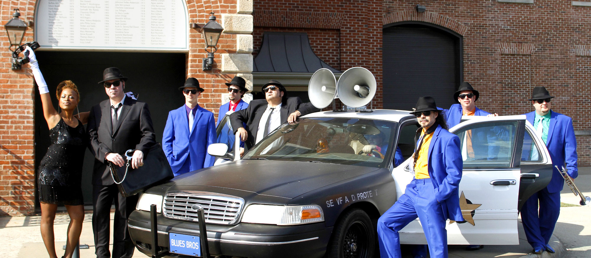 Official Blues Brothers Revue