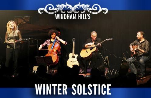 Windham Hill's Winter Solstice - SRO Artists, Inc