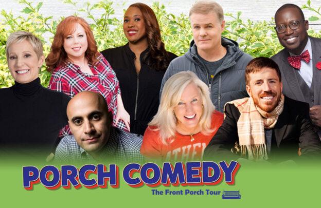 Porch Comedy